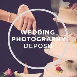 Wedding Photography Deposit