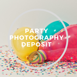Party Photography Deposit