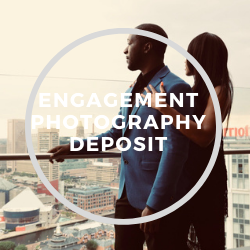 Engagement Session Photo Deposit