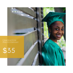Graduation Photoshoot Deposit